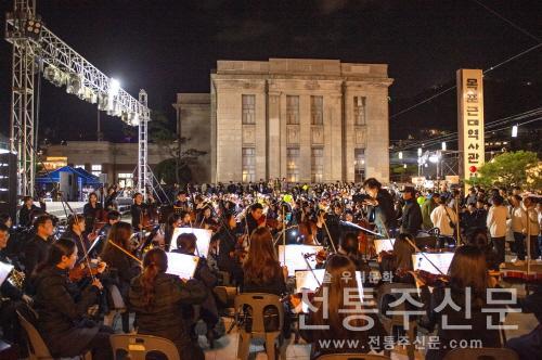 2020년 목포 문화재 야행이 9월 18일부터 20일까지 사흘간 유달·만호동 근대역사문화공간 일원에서 개최된다..jpg