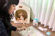업계 최초 반려동물 질병 체외 검사 키트 선보여